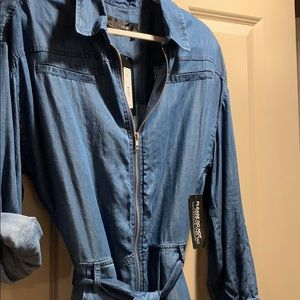 New York & Company Shorts - Jumpsuit